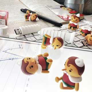 Penne usb Pisa Pinocchio realizzate da Novasoon