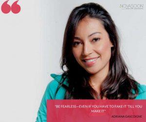 Adriana Gascoigne CEO di Girls in Tech