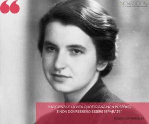 rosalind franklin innovazione donna